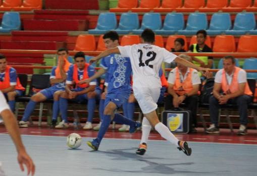 AFC Futsal Championship 2018 - South & Central Zone qualifiers: MD3
