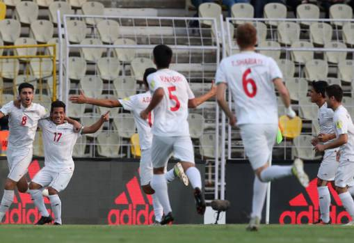 Iran seal spot in FIFA U-17 World Cup quarter-finals