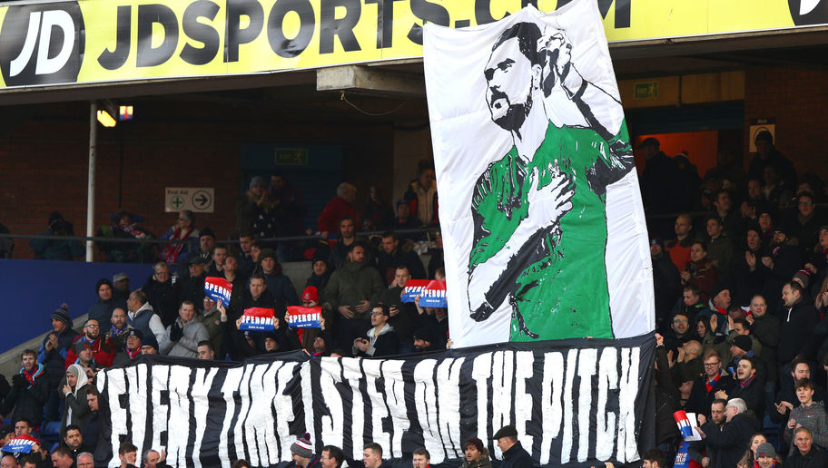 Manos de Dios: Julian Speroni's Cult Status and the Monumental Impact He Has at Selhurst Park