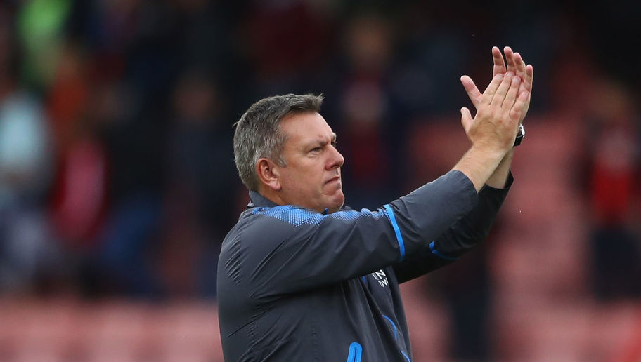 Leicester City Manager Craig Shakespeare  Sacked Following Poor Start to the New Season