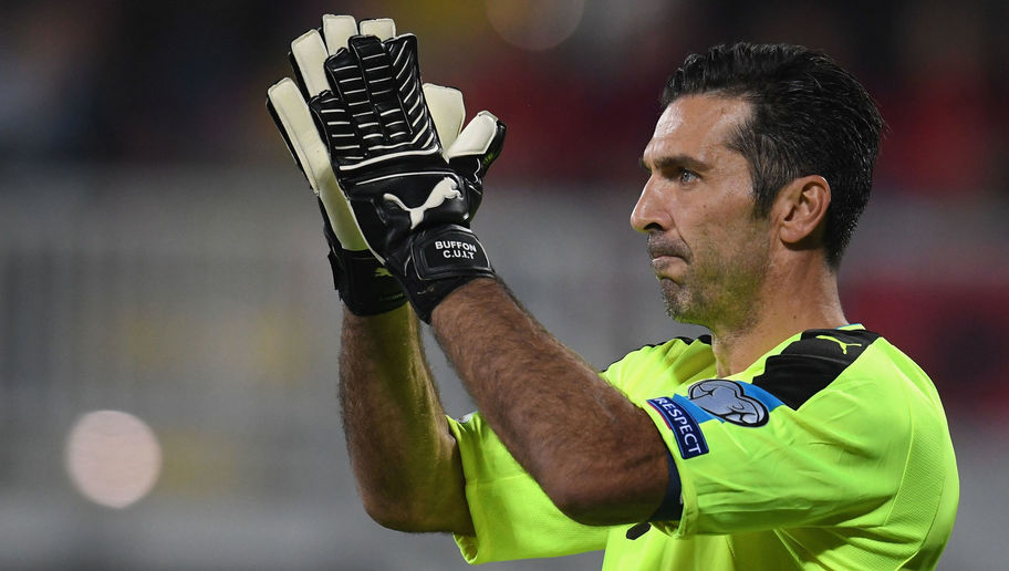 Juvenuts Legend Buffon Names the Best Opponents He Has Ever Faced
