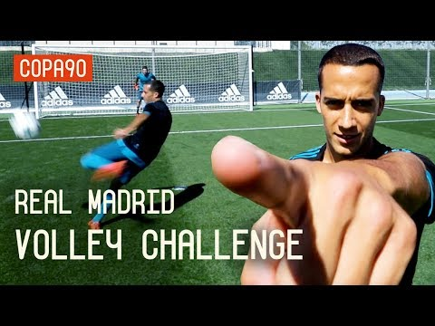 Lucas Vázquez v Zidane: Real Madrid Goals Recreated | European Nights