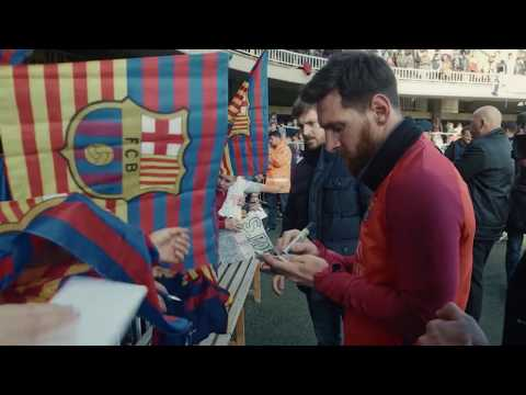 #EqualGame 30 second TV spot