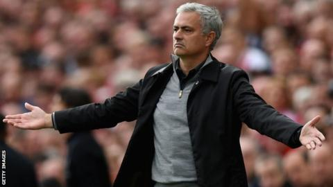 I'm not signing five-year deal & I'm not leaving for PSG - Mourinho