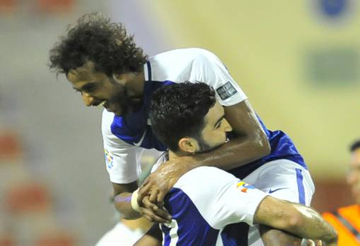 Al Hilal play it cool to seal berth in final