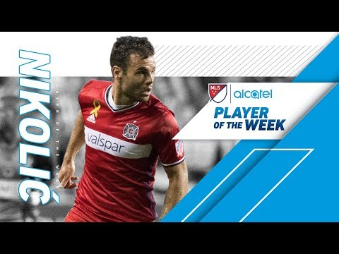 Nemanja Nikolić: Closes in on Golden Boot | Alcatel Player of the Week