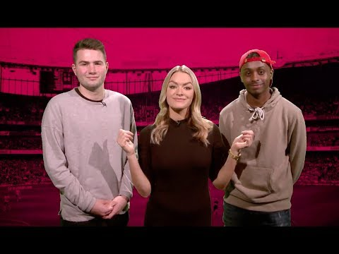 LET'S TALK ABOUT TROY DEENEY & COJONES | Arsenal Nation - Laura Woods, Jake Boys, Sharky