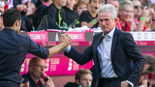 Martinez key to Heynckes' Bayern fix