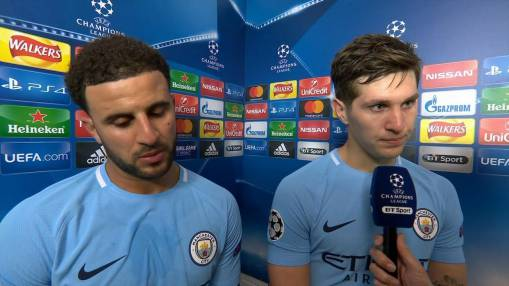 City start fast, hold on late vs. Napoli