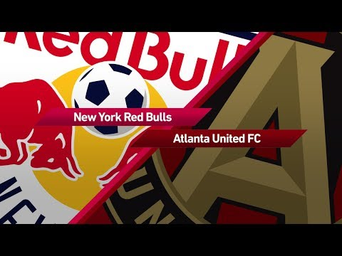 Highlights: New York Red Bulls vs. Atlanta United | October 15, 2017