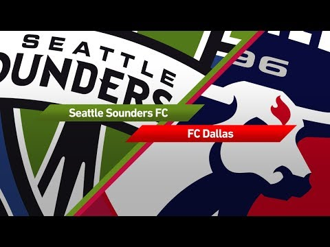 Highlights: Seattle Sounders vs. FC Dallas | October 15, 2017