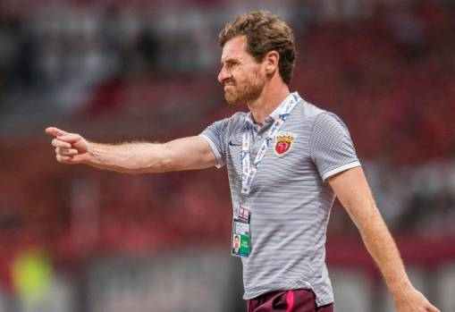 Birthday boy Andre Villas-Boas dreaming of AFC Champions League final