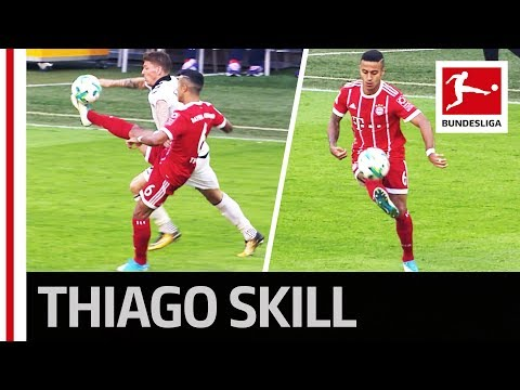 The Great Thiago Show - Silky Skills Against Freiburg