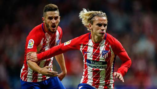 Atletico Madrid Duo Griezmann & Koke Doubts for Champions League Clash With Qarabag