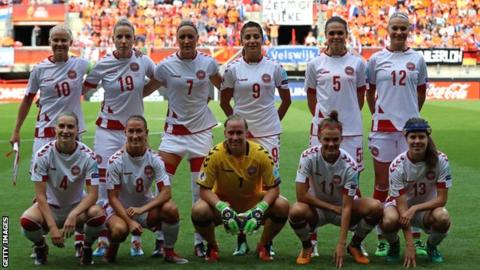 Denmark women to miss Sweden match as pay row intensifies