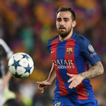 BARCELONA FC - Two winter suitors for Paco ALCACER