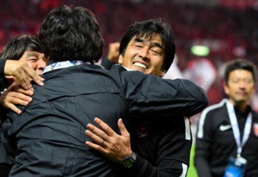 Urawa coach Hori gives all credit to his players