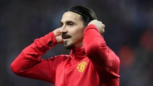 Zlatan Ibrahimovic Returns to First-Team Training Ahead of Man Utd's Clash With Benfica