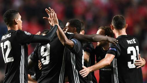 Benfica 0-1 Manchester United: Red Devils Secure Dull Win in Front of Half-Empty Stadium