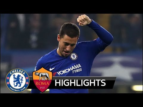 Chelsea vs Roma 3-3 - All Goals & Extended Highlights - Champions League 18/10/2017 HD