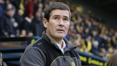 Nigel Clough: Nottingham Forest job may appeal to Burton boss in future