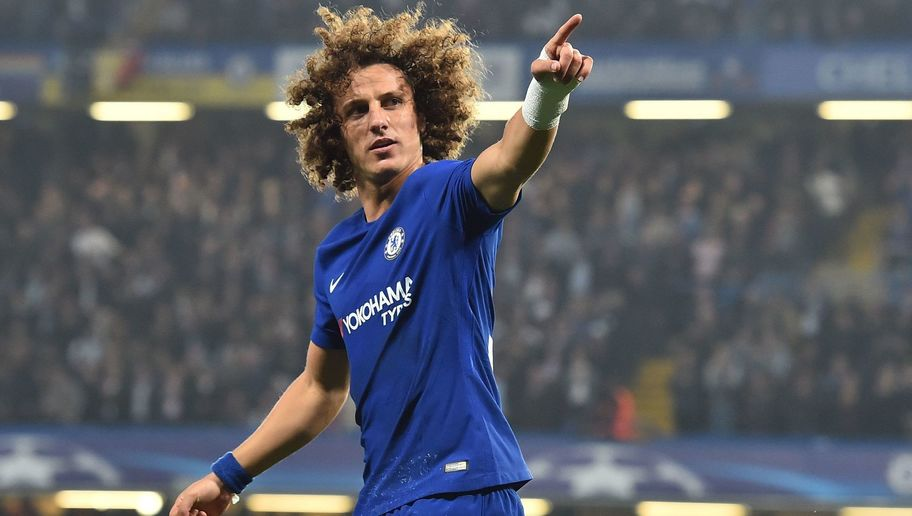VIDEO: David Luiz Lashes Out at Alvaro Morata for Scuppering Goal-scoring Opportunity