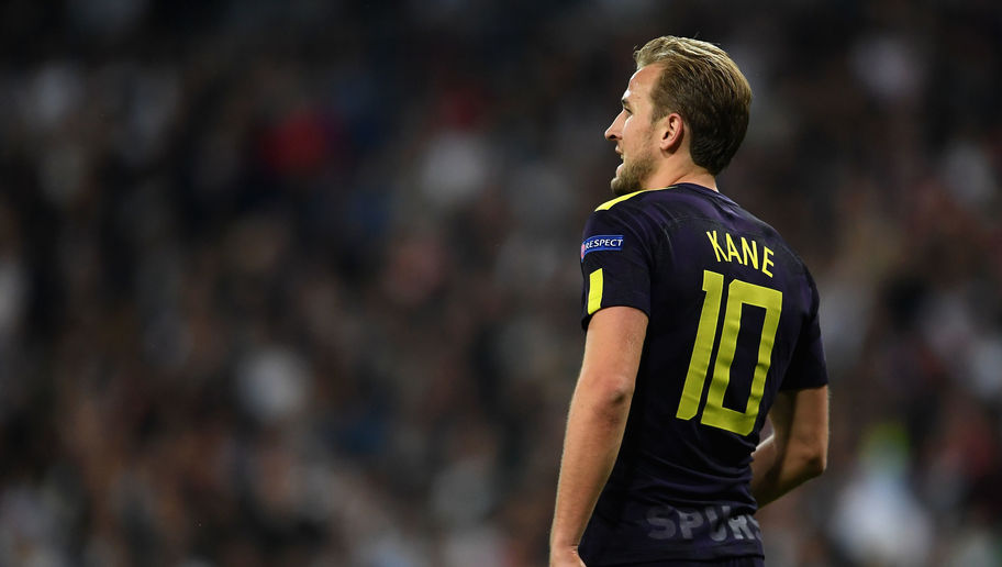 Harry Kane's Classy Moment With Real Madrid Shot Stopper Keylor Navas After Champions League Clash