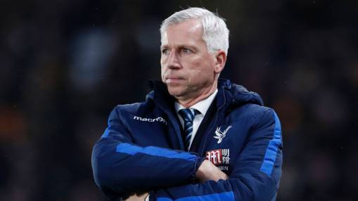Alan Pardew keen on Leicester job; Burnley's Sean Dyche plays down links