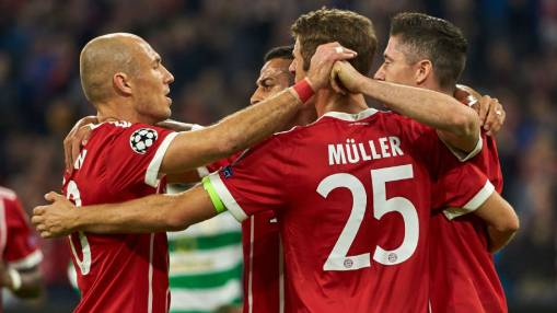Bayern back on track, Leipzig fancy a European run, Dortmund's costly draw