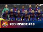 The week at FC Barcelona #18
