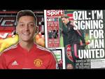 BREAKING: Mesut Ozil CONFIRMS He Will Join Manchester United In January! | #VFN