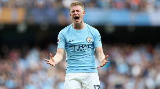 Burnley's Steven Defour not surprised by Kevin De Bruyne's rise