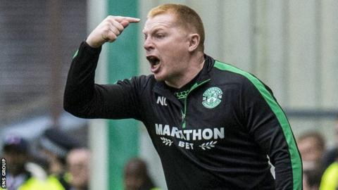 Neil Lennon: Hibs must be ready for Celtic backlash at Hampden