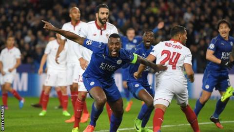 Leicester earned more Champions League money than winners Real