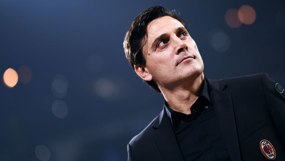 Vincenzo Montella Risks Sacking if Milan Lose to Genoa in Serie A Weekend Game