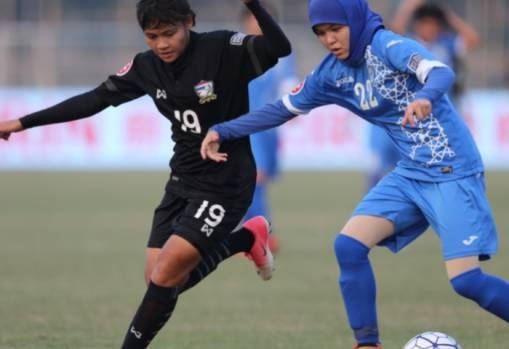 Thailand, Uzbekistan end campaign on a high