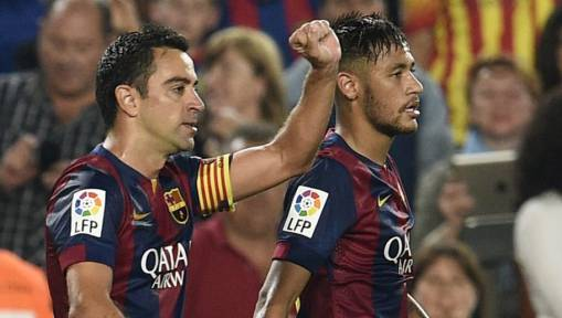 Xavi Reveals Neymar Confessed He Was Set to Switch Barcelona for PSG at Messi's Wedding