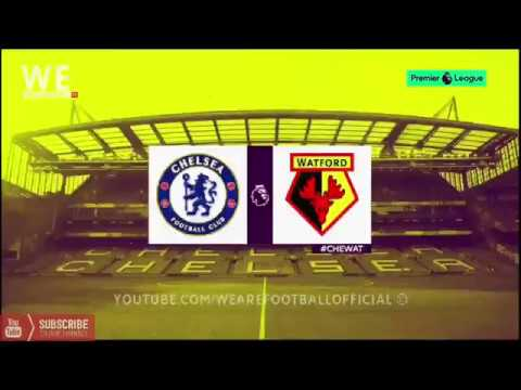Chelsea Vs Watford - Preview 21/10/17 | #CHEWAT