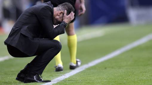 Diego Simeone: Atletico Madrid will find 'right path' amid struggles