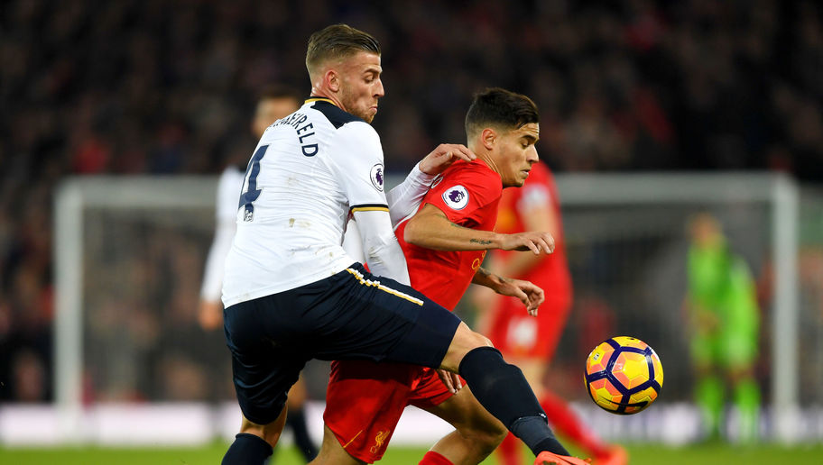 Picking a Combined XI of Tottenham and Liverpool Players Ahead of Sunday's Clash