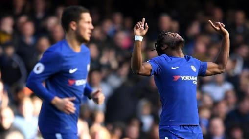 Batshuayi brings enthusiasm and goals off the bench to rescue Chelsea
