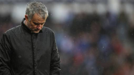 Jose Mourinho: Man United players must explain lack of desire in defeat