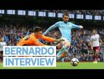 BERNARDO SILVA POST-MATCH INTERVIEW | Manchester City 3-0 Burnley