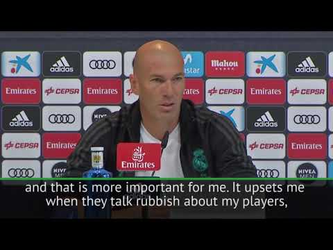 Zidane slams Gary Lineker for his comments on Karim Benzema