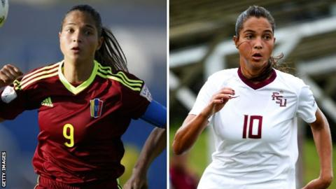 Fifa's Best Awards: Deyna Castellanos - the student up for more awards than Messi