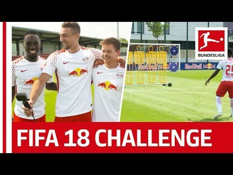 Rb Leipzig Confirm Their Role As Favourite Ea Sports Fifa 18