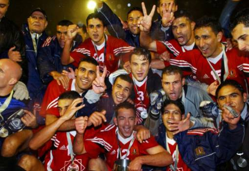 AFC Cup Final Flashback: Al Wahda v Al Jaish (2004)