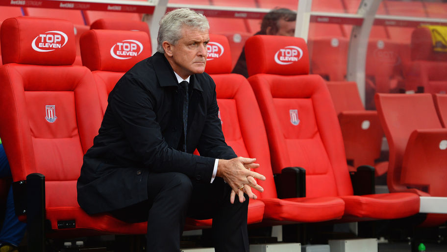 Stoke Boss Mark Hughes Admits 'There Is No Point Feeling Sorry for Yourselves' After Cherries Defeat