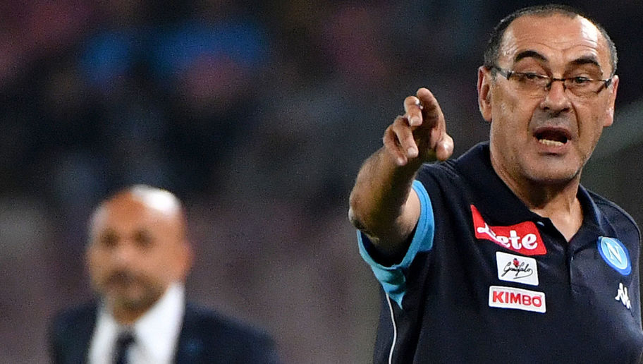 Maurizio Sarri 'Satisfied' With His Team's Performance Despite Weekend Draw With Inter