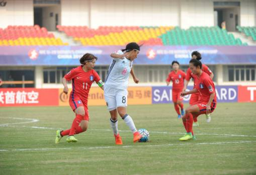 Japan stay perfect as Korea Republic's run ends
